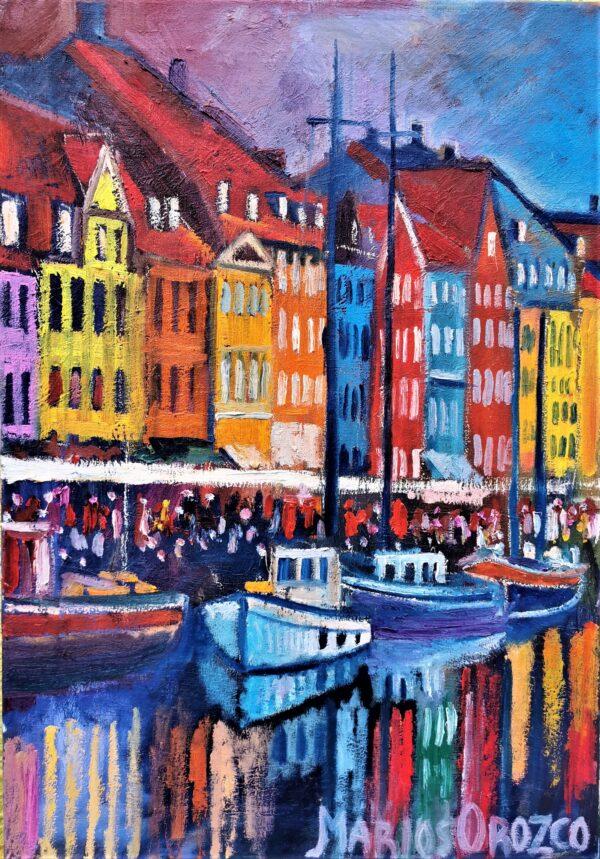 August Delight In Nyhavn