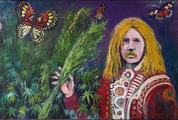 Portrait of Flemming Fri Hash